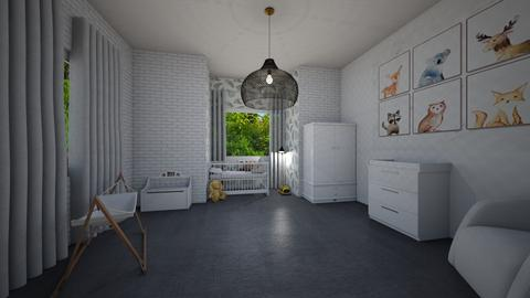 Nursery room - Kids room  - by Noa Jones