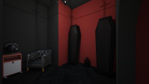 vampire room - by smurfzilla2