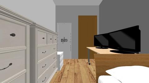 martins room - Classic - Bedroom  - by martiserra