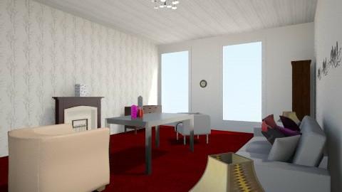 favourite room  - Living room - by Alexxandra997