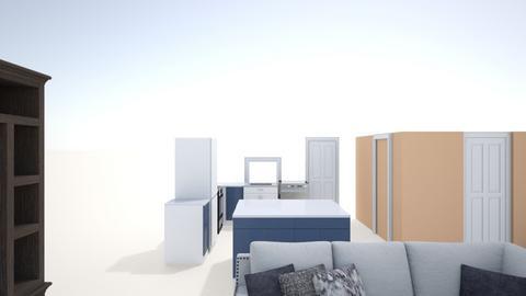 Pasko - Living room  - by mlarsen