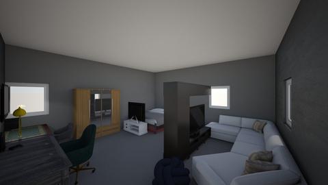 Nassim2LOb - Bedroom  - by Sint Eduardus
