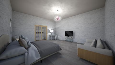 bedroom - Bedroom  - by Maddie Reh