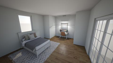 sleepy - Bedroom  - by Maddiwr