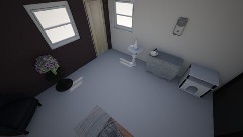 geisele jackson - Modern - Living room  - by Janet Tingey