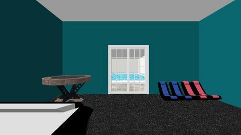 gym  - Living room  - by siggne