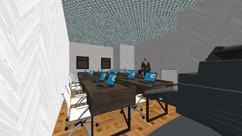 school classroom - Modern - by Gerkin