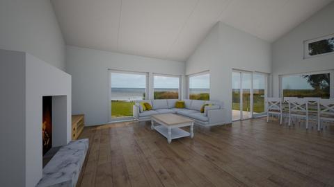 Maja - Living room  - by cetuke
