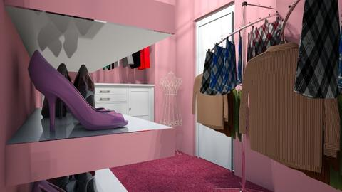 Walk in Closet - by SammyJPili