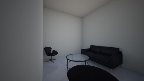 Sitting room - by ashleewulfenstein