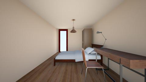 Kiros Bedroom - Rustic - Bedroom  - by Andrew Bacelar