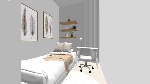 mira - Classic - Bedroom  - by elmiragonzales