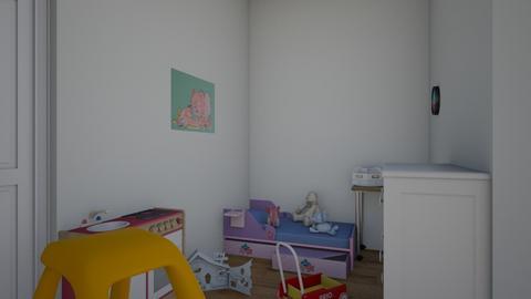 baby room kids room - Kids room  - by Clarkgirls