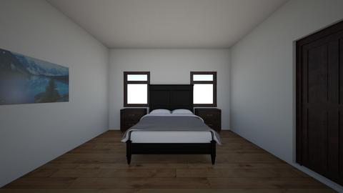 room - Bedroom  - by Aidan Dunn