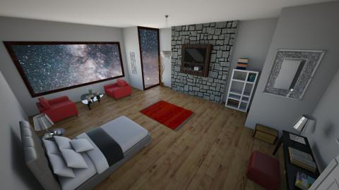 Eves Bedroom - Bedroom - by irasemaarcibar