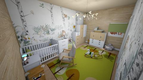 family home 149 - Modern - Kids room  - by Stavroula Chatzina