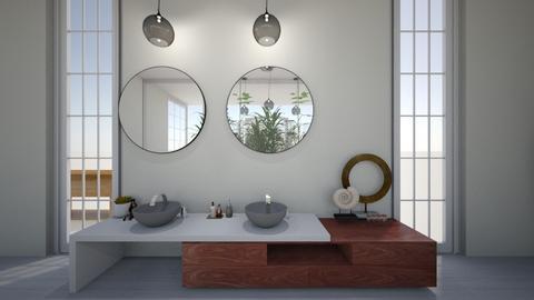 lena - Bathroom  - by lenadhondt