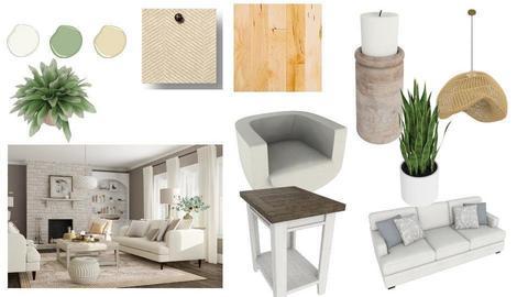 mood board_livingroom - by Sav1280