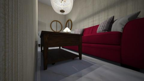 Simple Living Room - Living room  - by aestheticarchitect