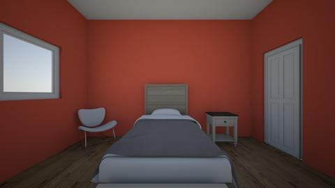Roomstyler Room 2 Lexi C - Modern - Bedroom  - by lexicoxx