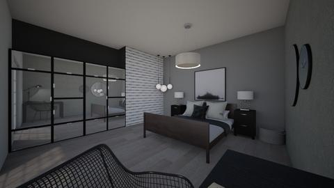 B E R T I E - Bedroom  - by blueberry_pie26