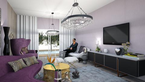 luxury room 2 - by nhitran