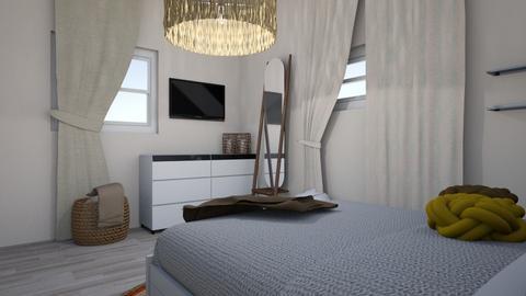618 1 - Bedroom  - by GaliaM