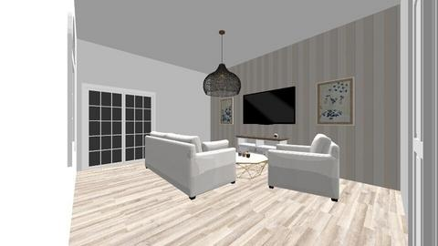 chanel4  - Living room  - by maisyevans