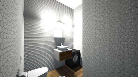 Haliny bathroom - Bathroom  - by _crazydave