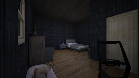 Jonas Dozal room - Bedroom  - by jonasdozal