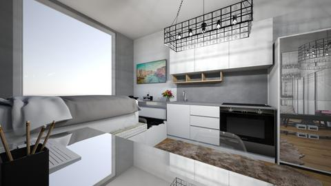 College Dorm modern - Modern - by nikkimitrega123456