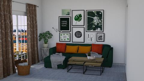 Living room2 - Living room  - by mikaelahs
