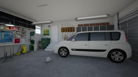 Garage - by melon_grape