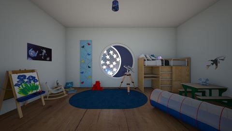 Contest_Arianna_10 - Bedroom  - by Khayla Simpson