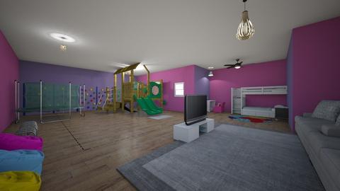 My dream room - Kids room  - by MonPrzOli