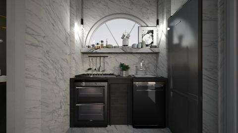 Casa246Kitchen - Classic - Kitchen  - by nickynunes