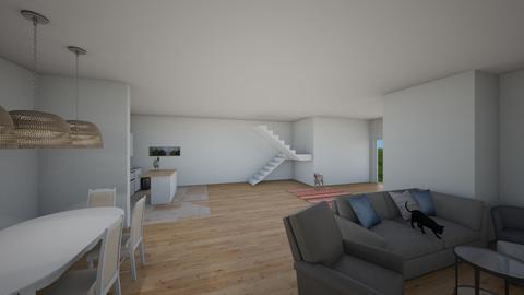 1st floor of dream house - by lara123456