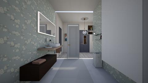cozinha - Bathroom  - by biiamartiins