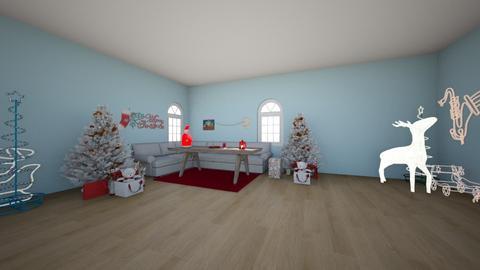 tis the season - Living room  - by 7087755443