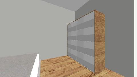 hannah bedroom bath - Bedroom  - by jules3711