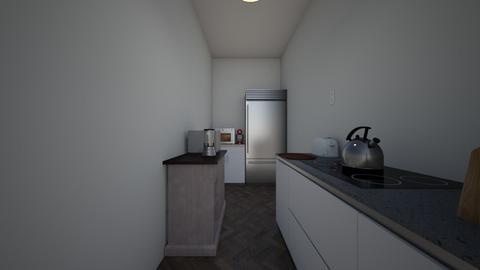 cozinha - Kitchen  - by rafaelamarques