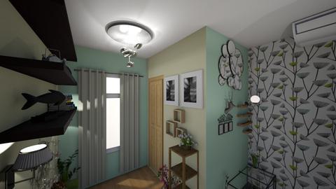 bedroom - Bedroom  - by Jesssoojee28