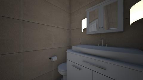 Chicago Apt Bathroom 6 - Bathroom  - by SammyJPili