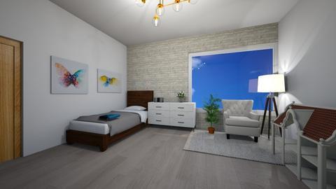 kid room - Bedroom  - by XenaChico