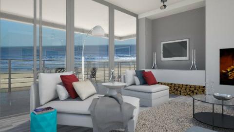 Seaside house_Panorama - by XValidze