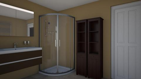 bathroom 2d - Bathroom - by mikki3075