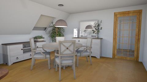 Living_2 - Modern - Living room  - by Ollya2307