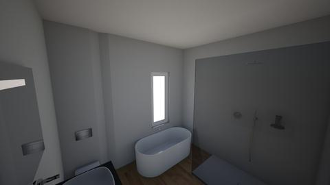 Badkamer - Bathroom - by Royglaudemans