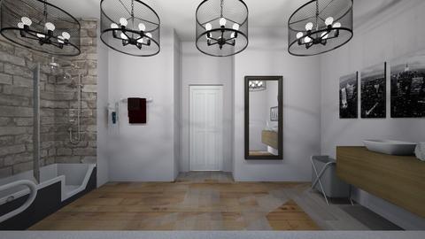 Handicap - Bathroom  - by Sylveon112