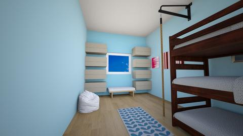 Small Bedroom - Modern - by TrentoMich